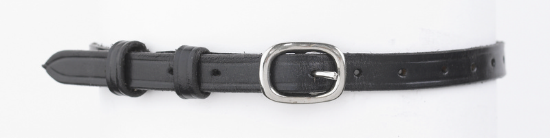 Ovation Premium Spur Straps with Round Buckles