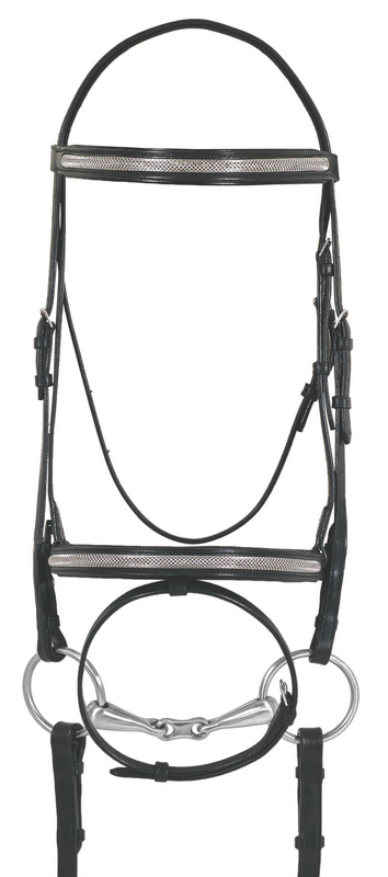 Ovation Europa Sparkle Dressage Bridle