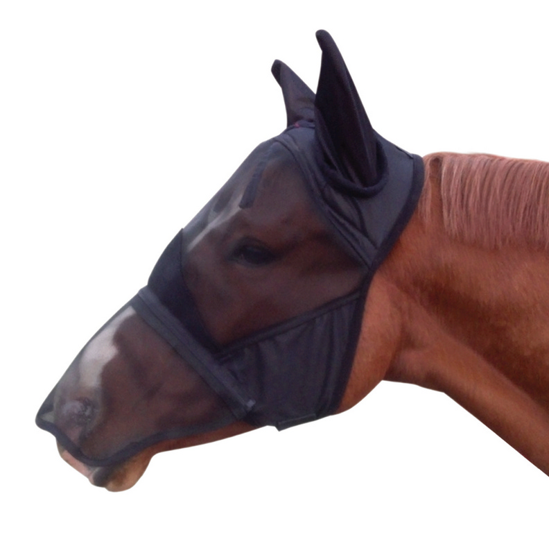 Got Flies? Dura Lite Fly Mask