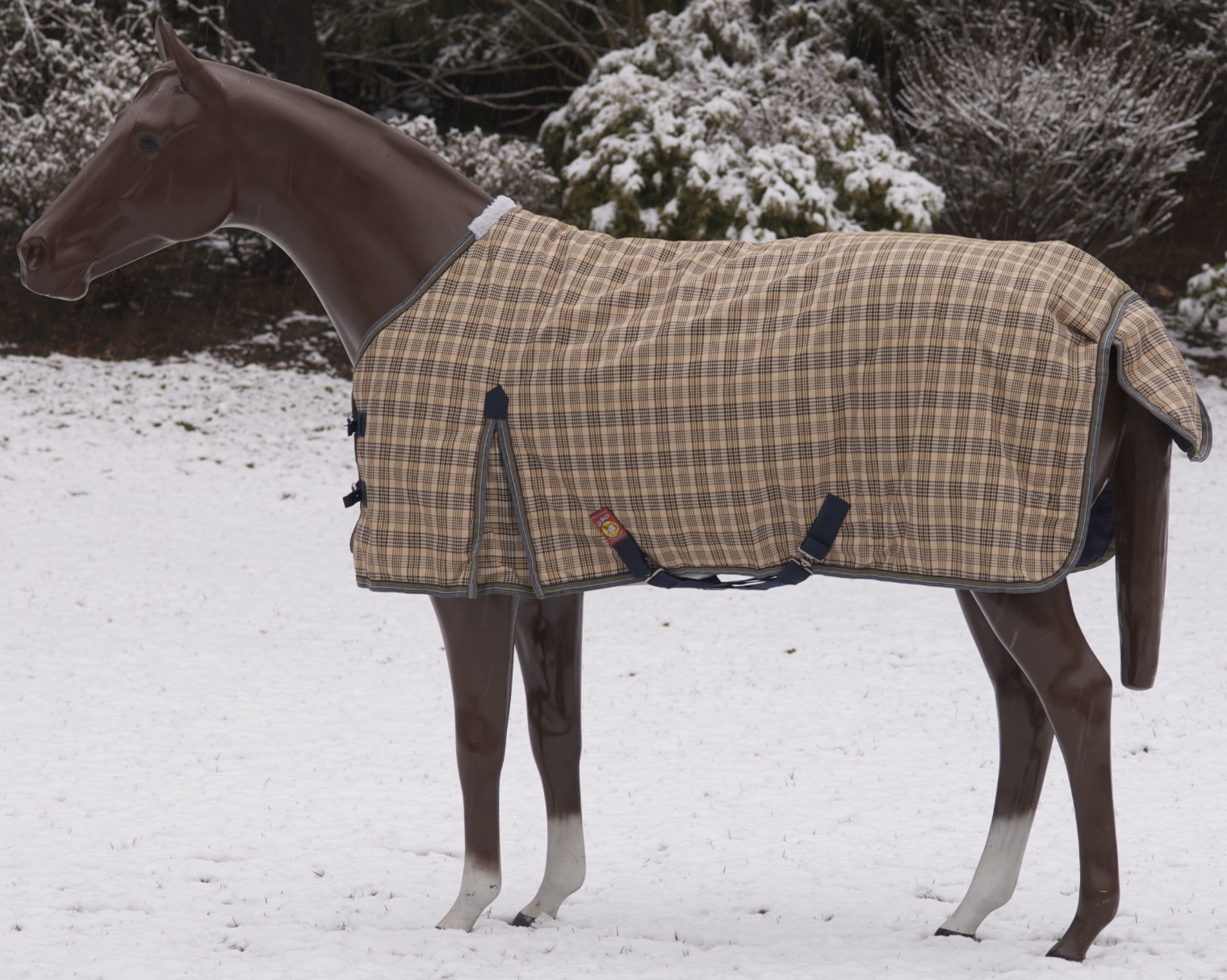Baker MW Turnout Blanket