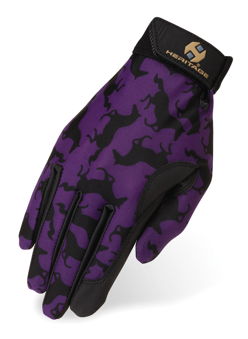 Heritage Performance Gloves Prints