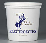 Blue Stallion Electrolytes Cherry
