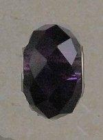 Joppa Glass Facted Bead