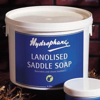Hydrophane Lanolised Saddle Soap