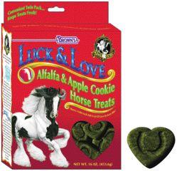 Luck & Love Horse Treats