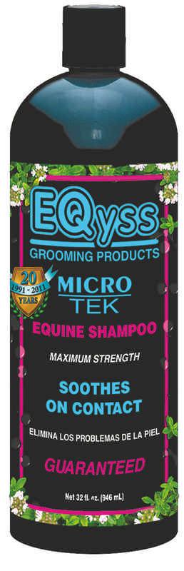 EQYSS Micro Tek Equine Shampoo