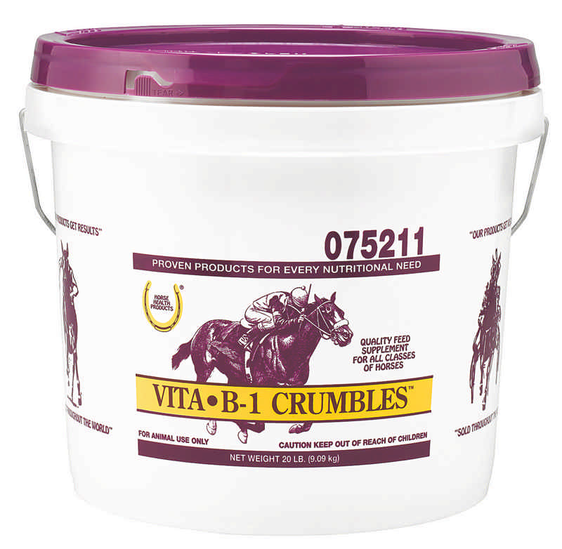 Horse Health Vita-B1 Crumbles
