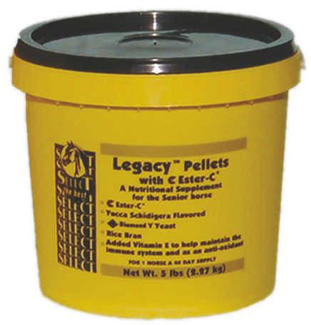 Legacy Pellets