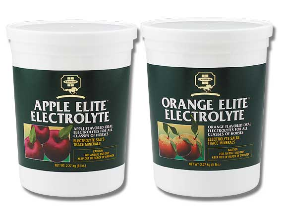 Horse Health Orange Elite Electrolytes Supplement