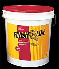 Finish Line Apple Electrolytes Supplement