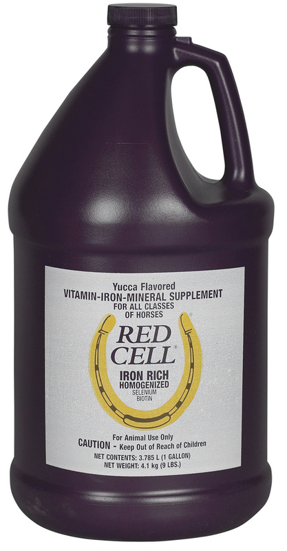 Horse Health Red Cell Equine Feed Supplements