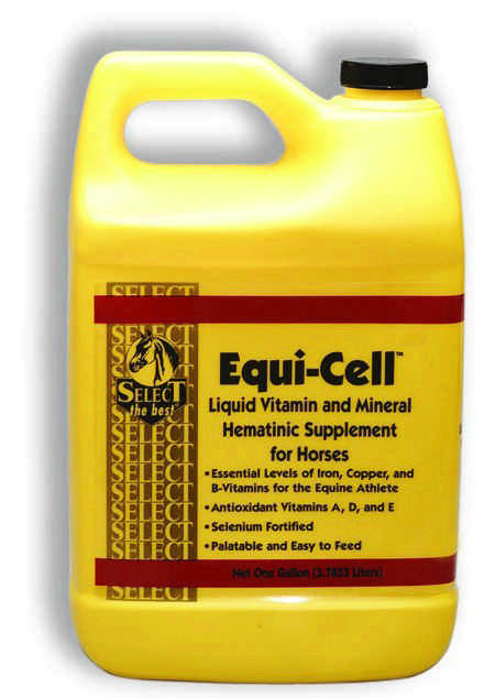Equi-Cell Feed Supplement