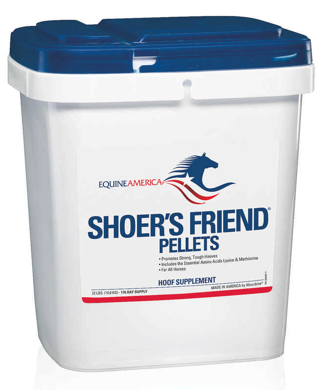 Shoers Friend Feed Supplement Hoof Care
