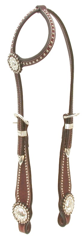 SEDONA Spotted 1-Ear Headstall