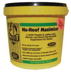 Nu-Hoof Maximizer for Hoof Care