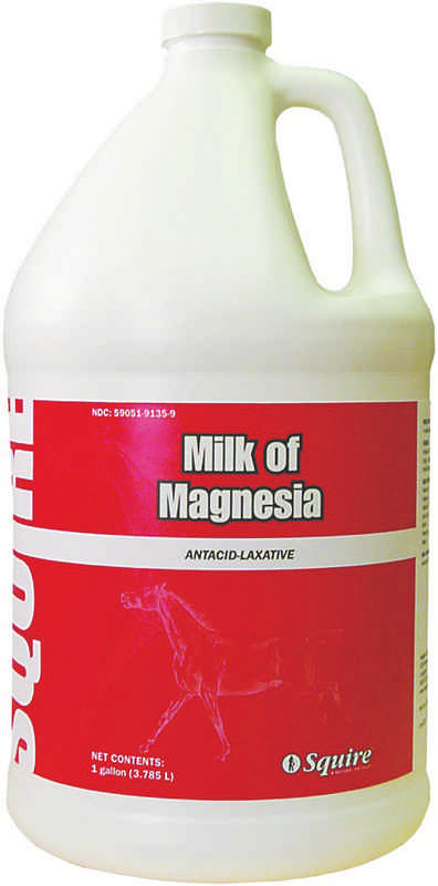 Milk Of Magnesia for Horses