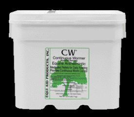 Equine CW Continuous Wormer