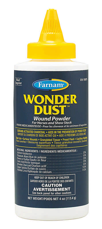 Wonder Dust Wound Powder for Horses
