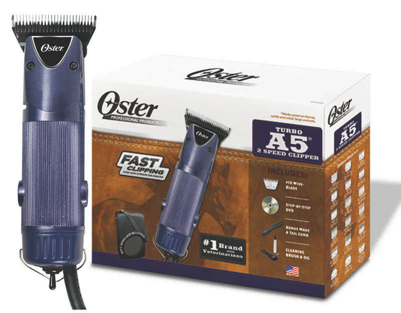 Oster Turbo A5 Two Speed Clipper