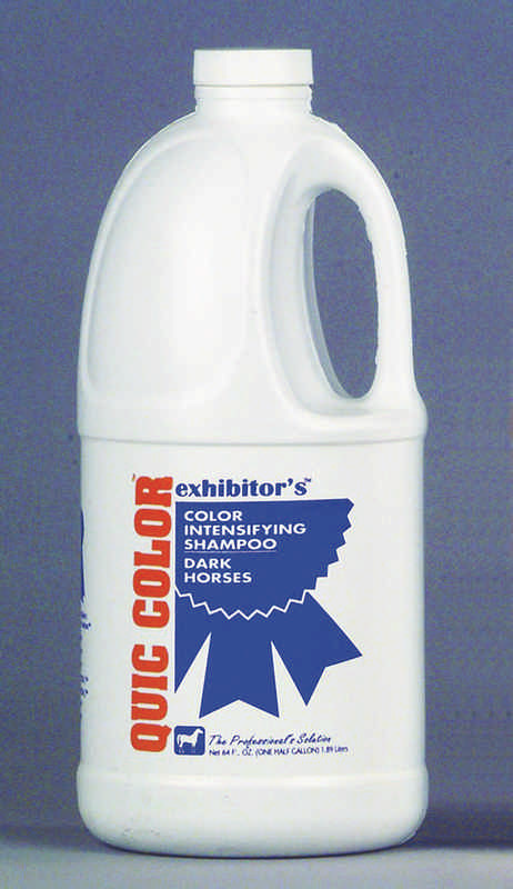 Exhibitor Labs Quic Color Instensifying Shampoo