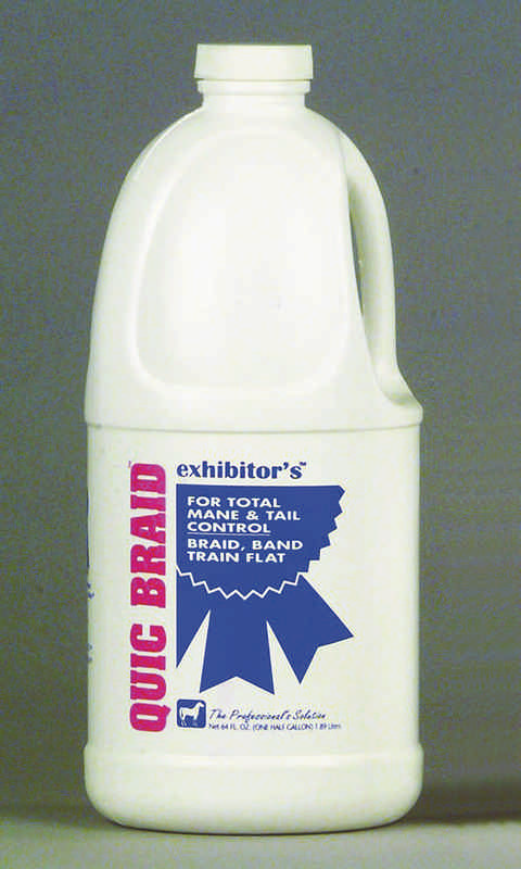 Exhibitor Quic Braid Total Control With Sprayer