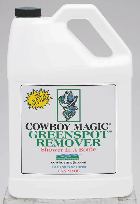 Cowboy Green Spot Remover Shower in a Bottle