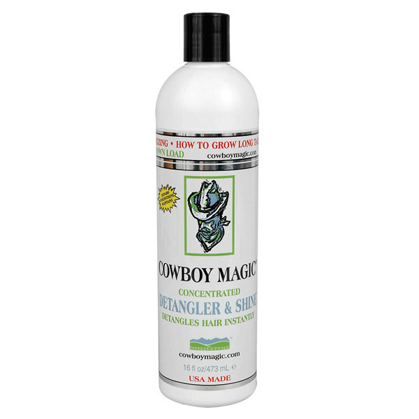 Cowboy Magic Grooming Detangler and Shine