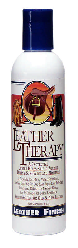 Leather Therapy Finish