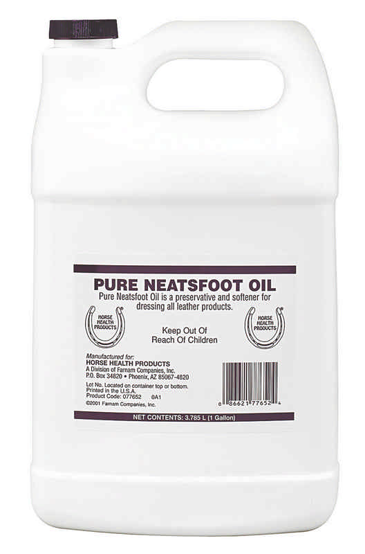 Farnam 100% Pure Neatsfoot Oil