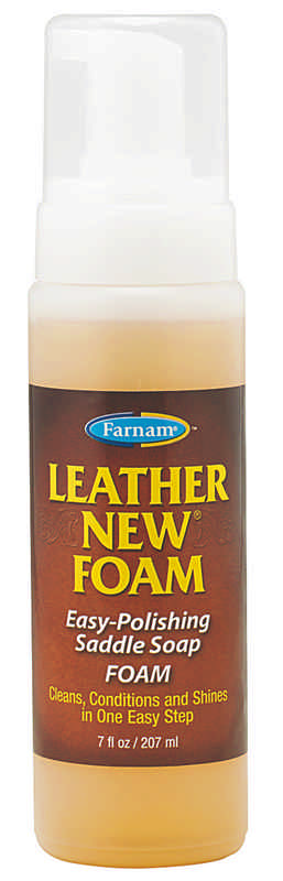 Farnam Leather New Glycerine Saddle Soap Foam