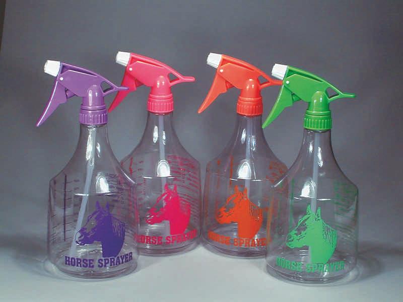 Neon Horse Sprayer - Neon Orange