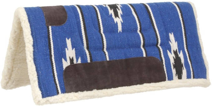 Miniature Horse Western Saddle Pad