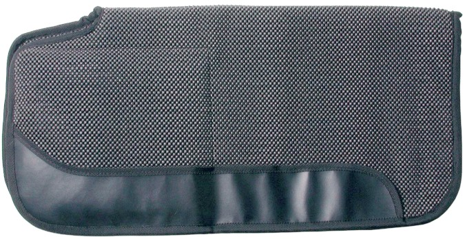Air Comfort Shock Absorber PVC Saddle Pad
