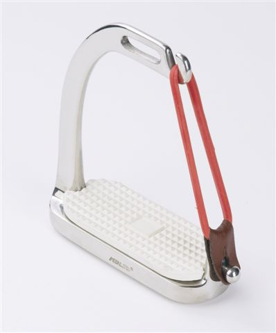 Metalab SS Fillis Peacock Stirrup Irons