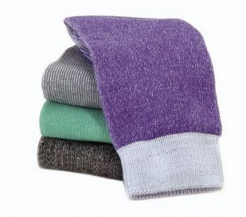 Ovation CoolMax Riding Socks in Heather Tones - Ladies