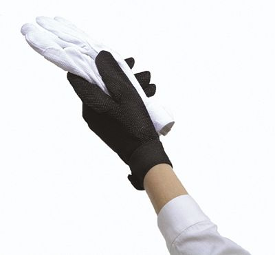 Ovation Sport Cotton Pebble Gloves