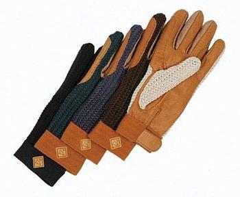 Ovation Ladies Lycra Crochet Glove