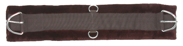 Gatsby Nylon Cinch with Mink Padding
