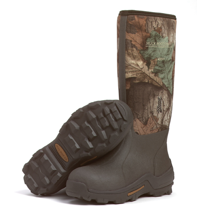 Muck Boot Company The Woody Max Cold-Conditions Hunting Boot