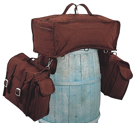 SEDONA Canvas Combination Trail Bag