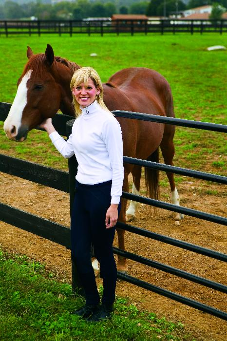 TuffRider Comfort Unifleece Breeches
