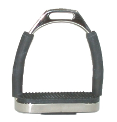 STA-BRITE Jointed Fillis Stirrup Irons