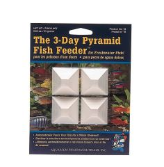 Mini Pyramid 3 Day Fish Feeder