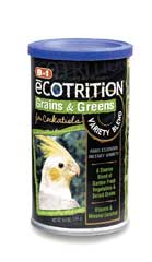 Cockatiel Grain Plus Greens