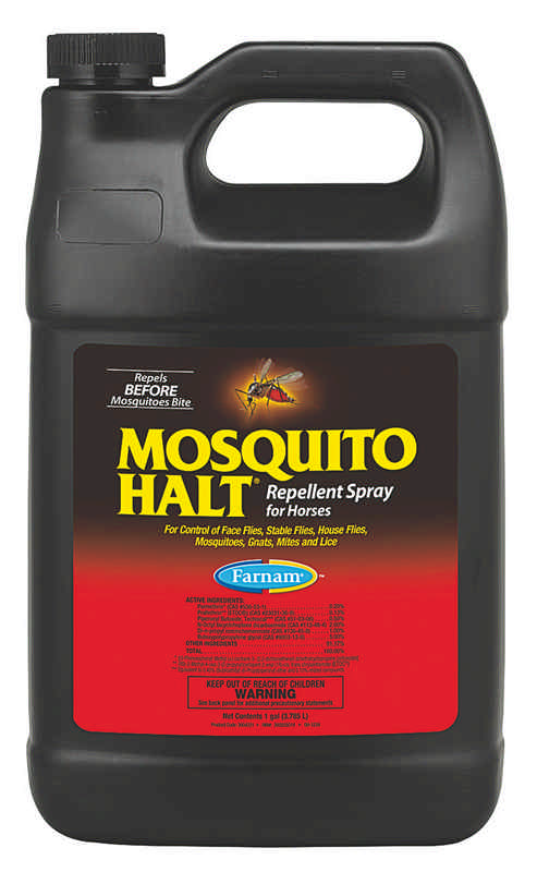 Mosquito Halt Repellent for Horses