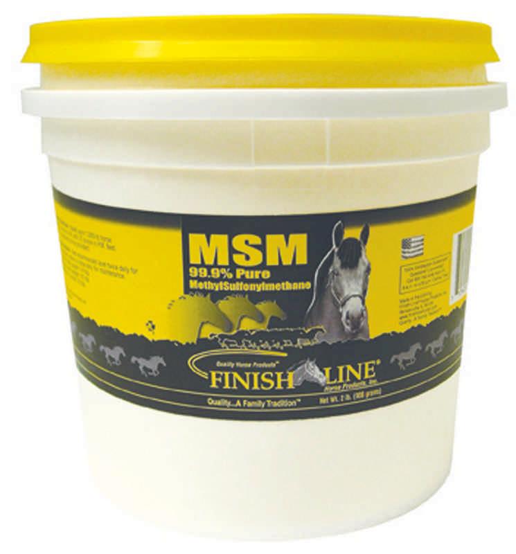 Finish Line MSM Supplement