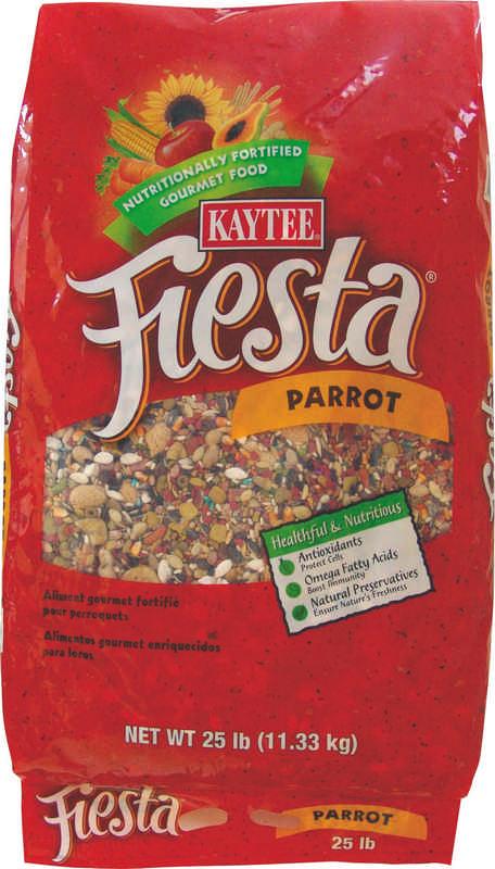 Fiesta Parrot Food
