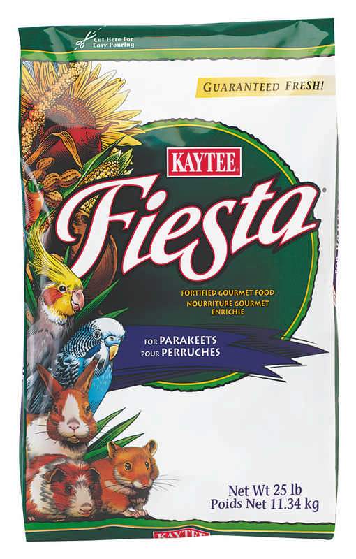 Fiesta Parakeet Food