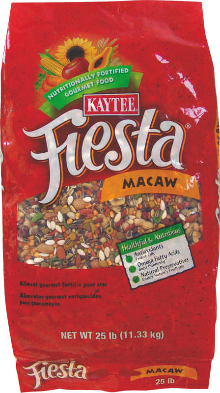 Fiesta Macaw Food