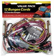 Bungee Cord Multipack For Light Use